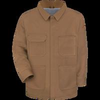 Brown Duck Lineman's Coat