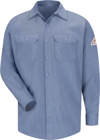 Men's Midweight FR Molten Metal Work Shirt