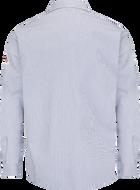 Men's Midweight FR Striped Uniform Shirt