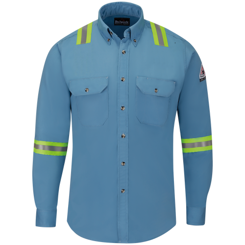 Men's Midweight FR Enhanced Visibility Shirt