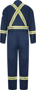 Men's Midweight FR Premium Coverall with Reflective Trim