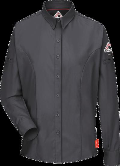 iQ Series Comfort Woven Women's Long Sleeve Shirt