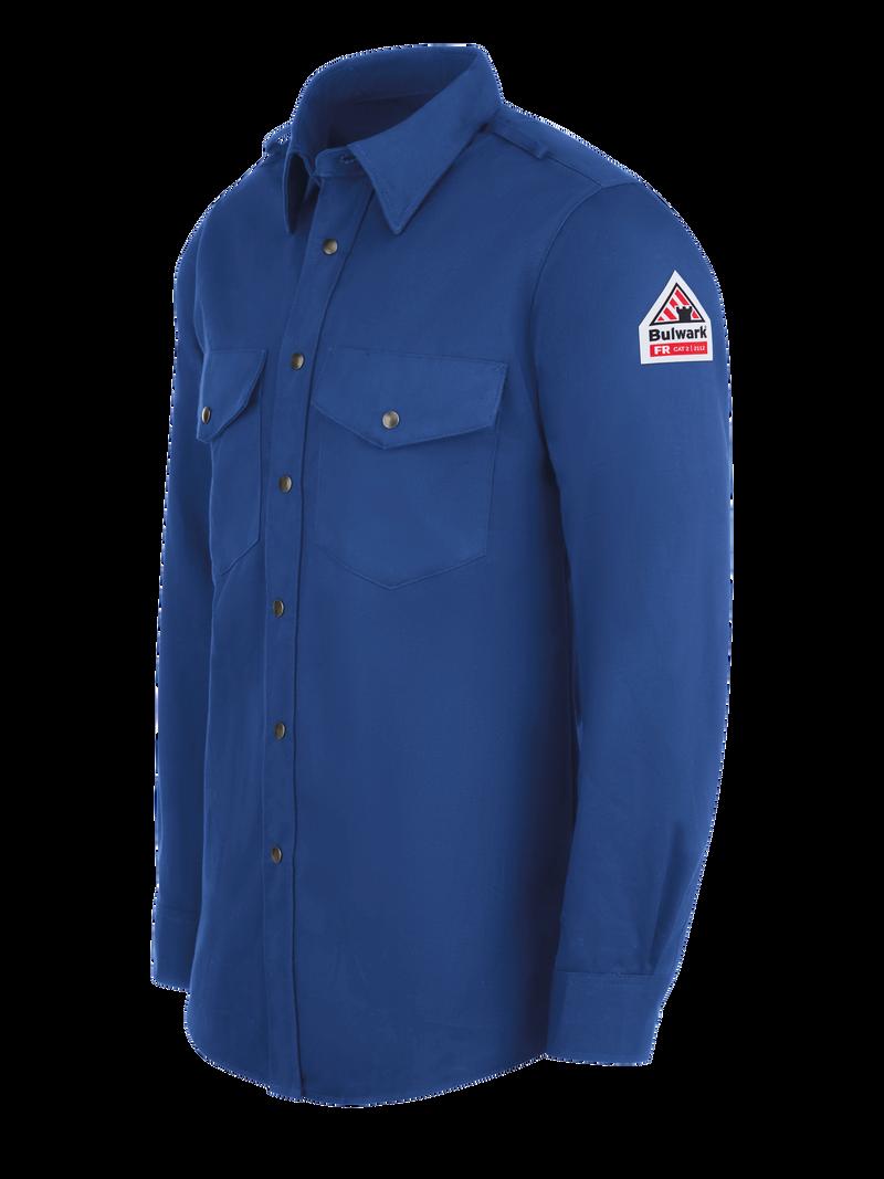 Men's Midweight Excel FR Snap-Front Uniform Shirt