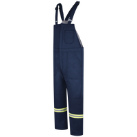 Men's Midweight Excel FR Deluxe Insulated Bib Overall with Reflective Trim