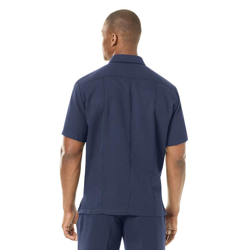 Men's Station No. 73 Untucked Uniform Shirt