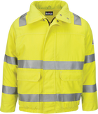 Men's Lightweight FR Hi-Visibility Insulated Bomber Jacket