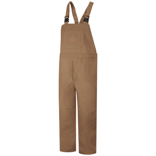 Men's Heavyweight  Excel FR® ComforTouch® Unlined Duck Bib Overall