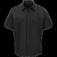 Men's Classic Short Sleeve Firefighter Shirt