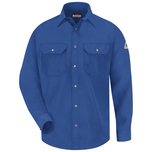 Men's Lightweight Nomex FR Snap-Front Shirt