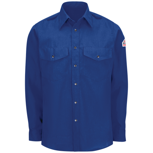 Men's Lightweight Nomex FR Snap-Front Shirt