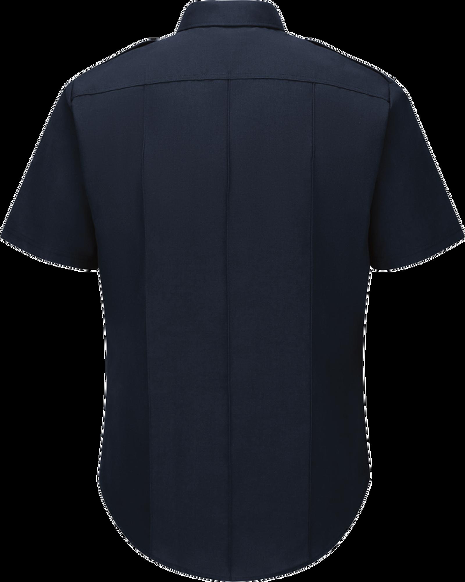 Men's Classic Short Sleeve Fire Officer Shirt