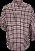 Men's Lightweight FR Plaid Uniform Shirt