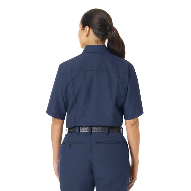 Women's Classic Short Sleeve Firefighter Shirt