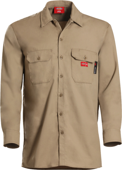 Men's Midweight FR Work Shirt
