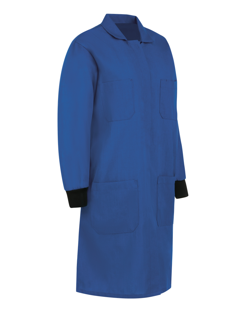 Women's FR Lab Coat with Knit Cuffs