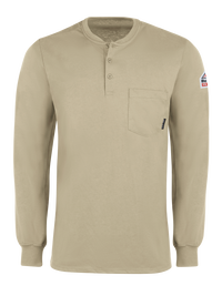 Men's Lightweight FR Tagless Henley