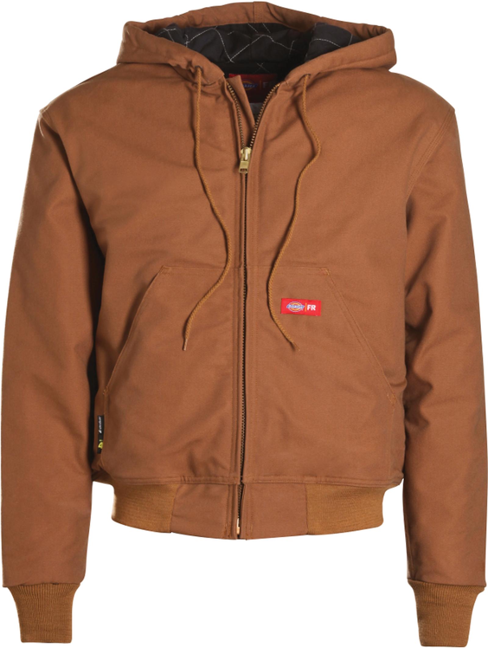 Heavyweight Hooded Jacket