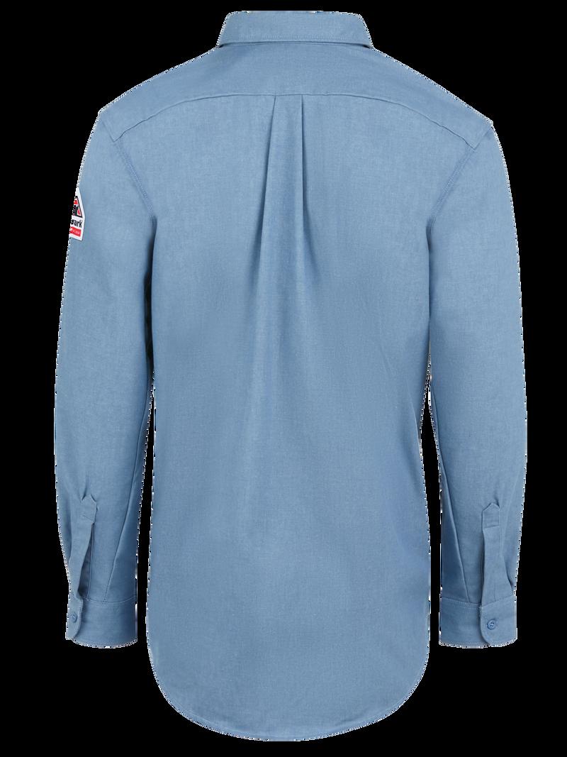 Men's Midweight FR Denim Dress Shirt