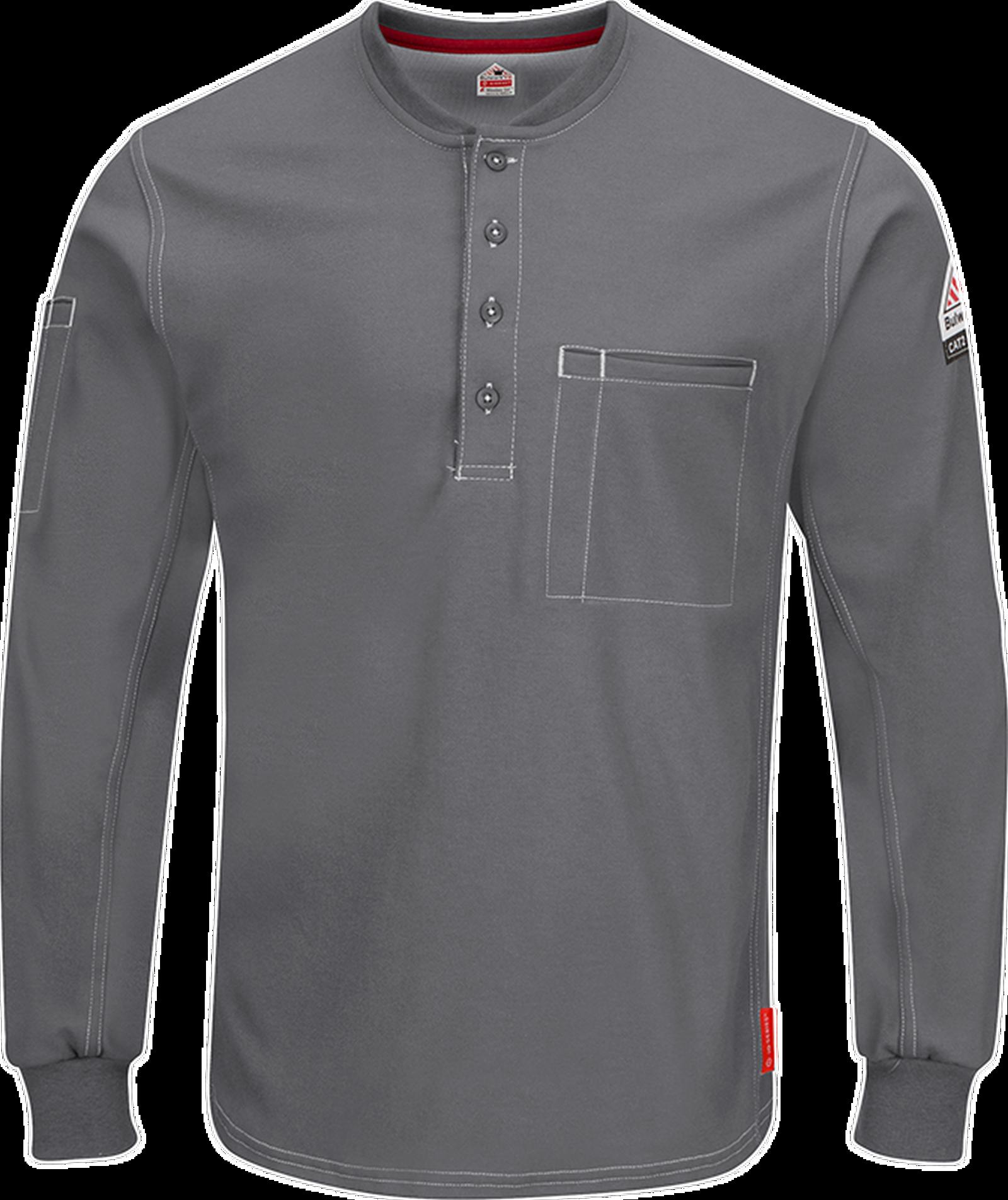 iQ Series® Comfort Plus Knit Men's FR Henley