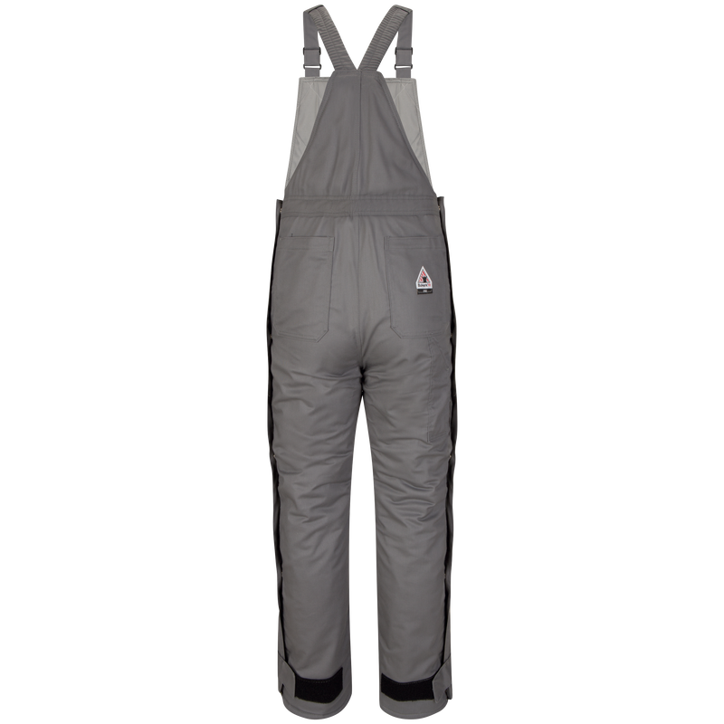 Men's Midweight Excel FR® ComforTouch® Deluxe Insulated  Bib Overall with Leg Tab