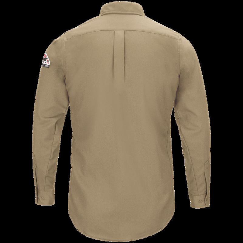 Men's iQ Series® Comfort Woven Long Sleeve Lightweight Shirt