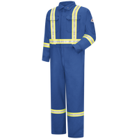 Men's Lightweight CoolTouch® 2 FR Premium Coverall with Reflective Trim