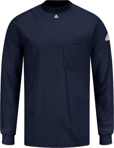 Men's Lightweight FR Long Sleeve Tagless T-Shirt