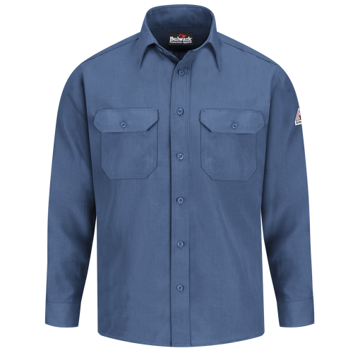 Men's Lightweight Nomex® FR Uniform Shirt
