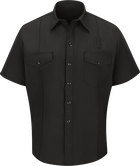 Men's Classic Short Sleeve Firefighter Shirt