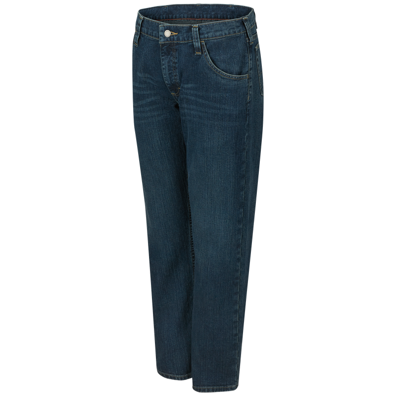 Men's Straight Fit Jean with Stretch