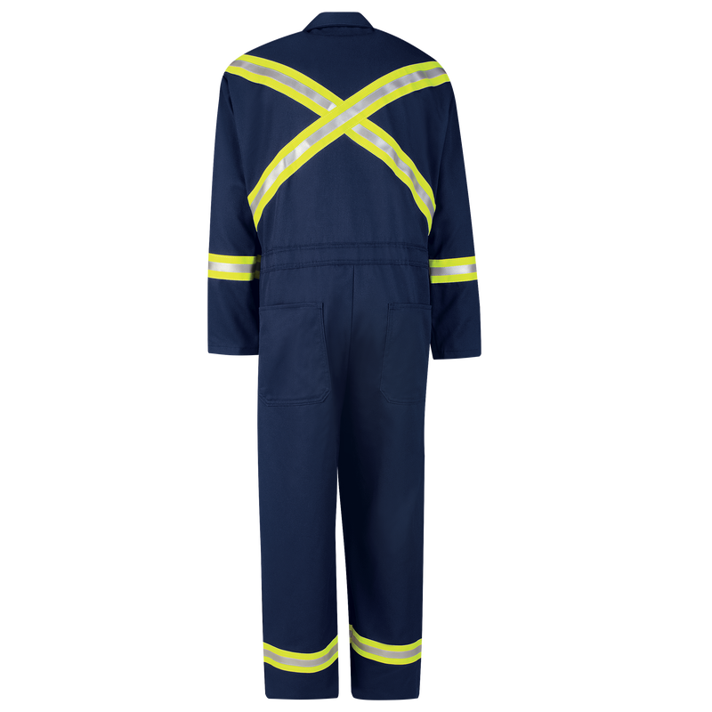Men's Midweight Excel FR Classic Coverall with Reflective Trim