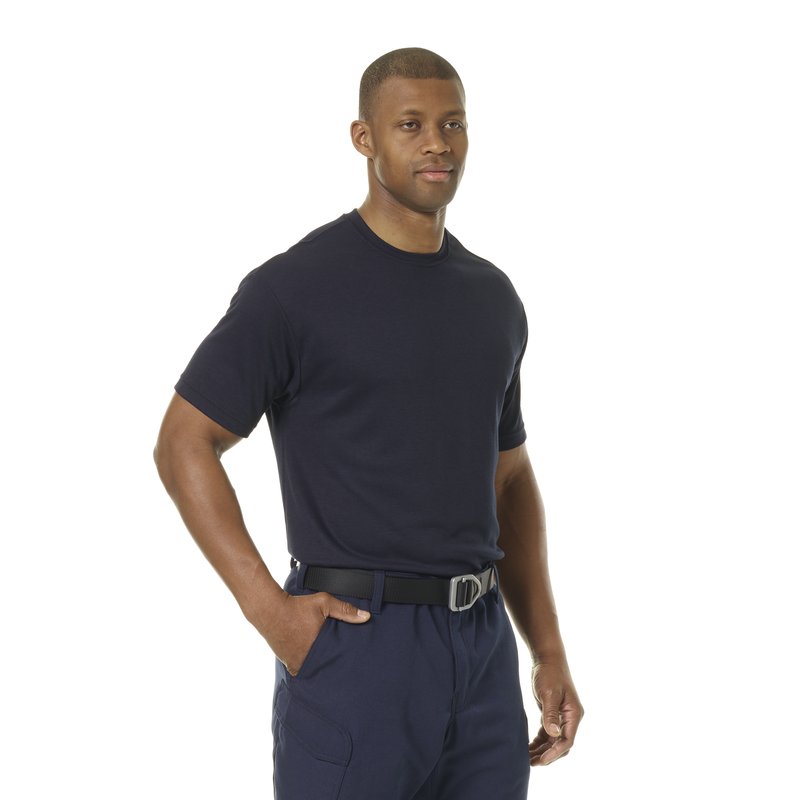 Men's Short Sleeve Station Wear Tee