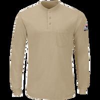 Men's Long Sleeve Lightweight Henley Shirt