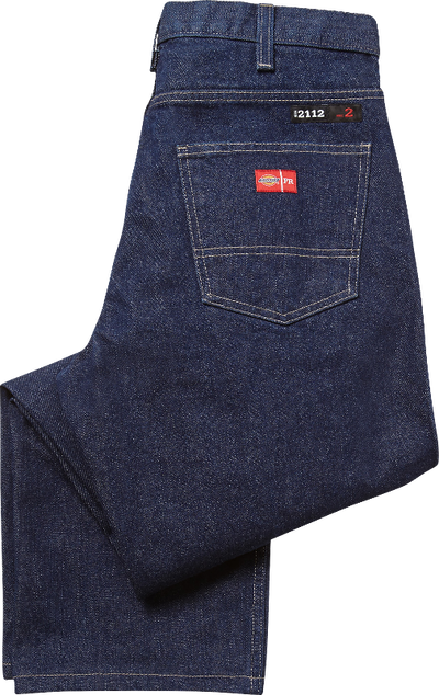 Men's Relaxed Heavyweight FR Five-Pocket Jean