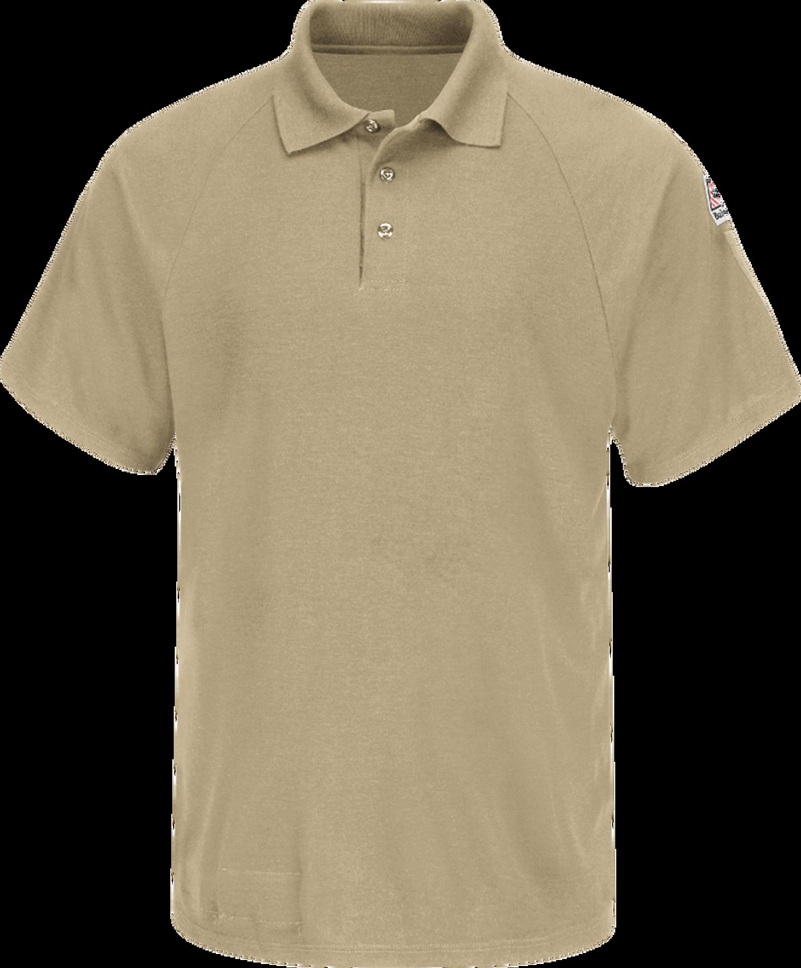 Men's Classic Lightweight FR Short Sleeve Polo