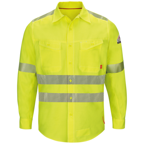 iQ Series® Endurance Men's FR Hi-Visibility Work Shirt