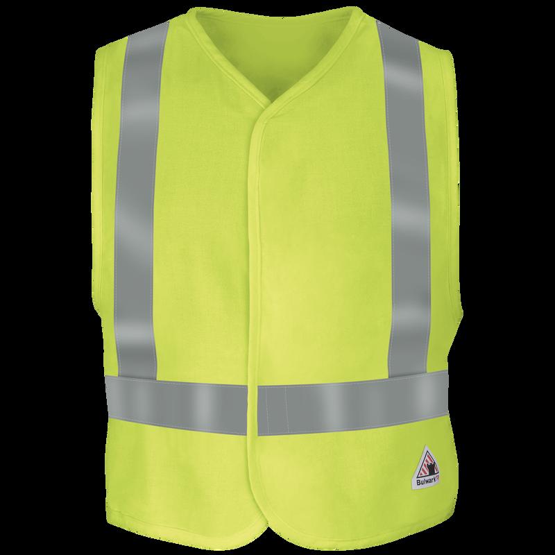 Men's FR Hi-Visibility Safety Vest