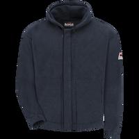 Men's Fleece FR Zip-Front Hooded Sweatshirt