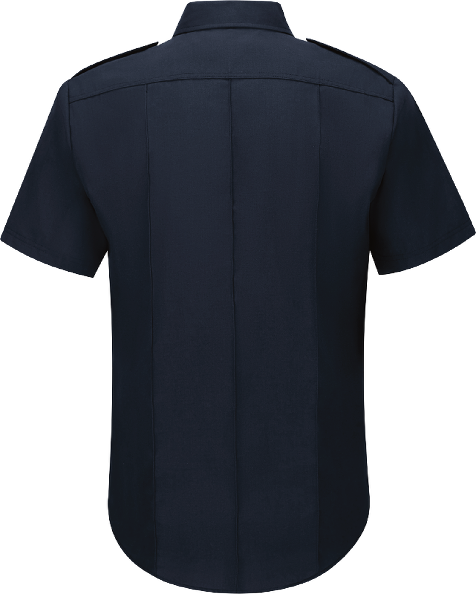 Men's Classic Short Sleeve Fire Chief Shirt