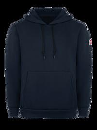 Bulwark FR Men's Pullover Hooded Fleece