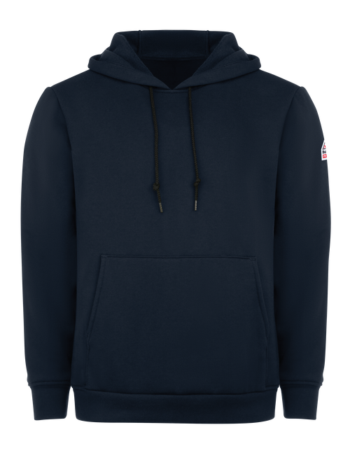 Bulwark FR Men's Pullover Hooded Fleece