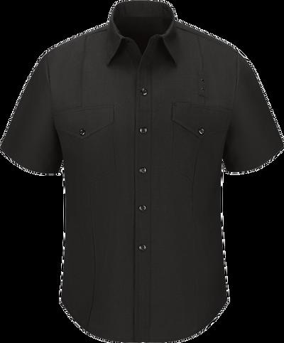 Men's Classic Short Sleeve Western Firefighter Shirt