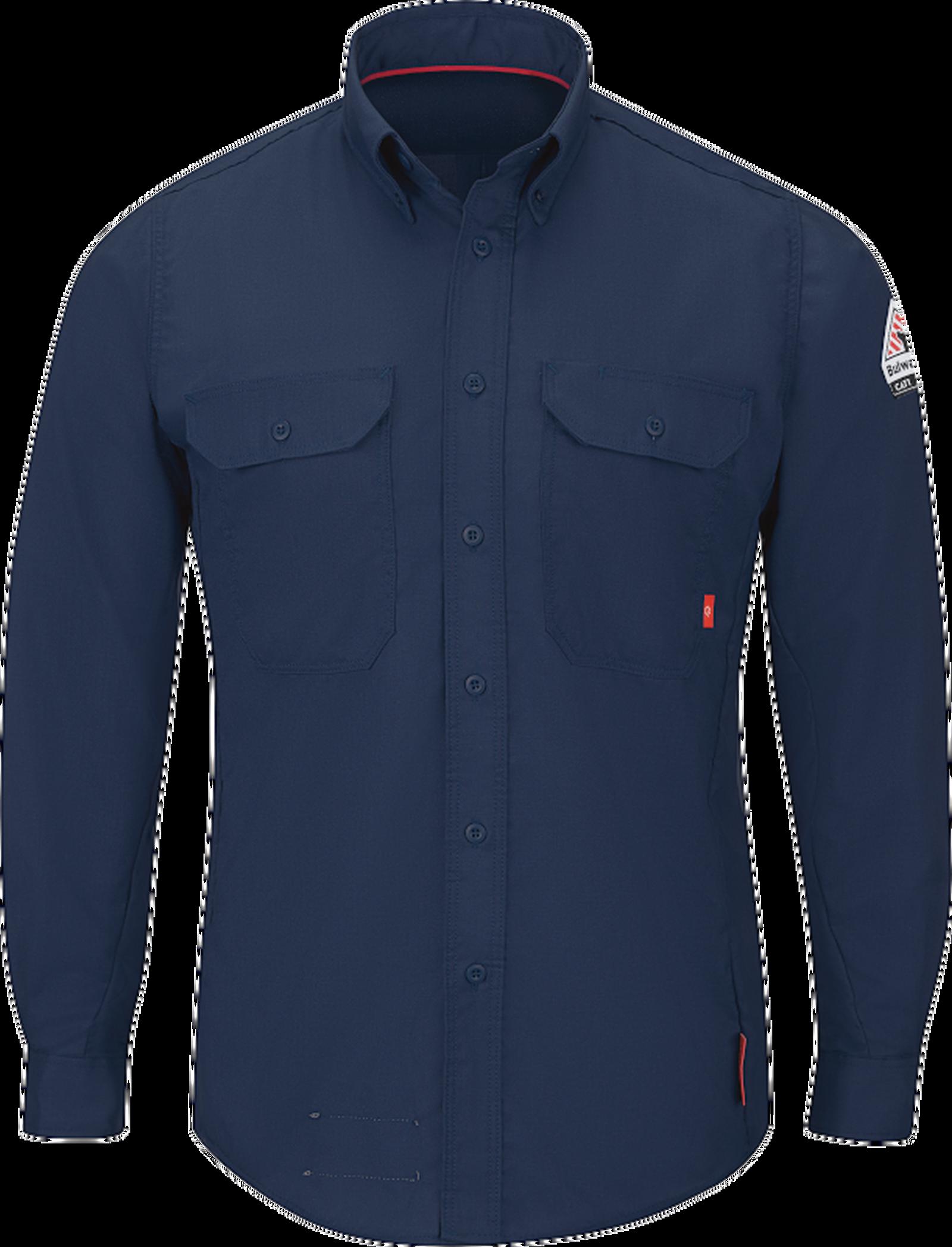 iQ Series® Men's Midweight Comfort Woven Shirt