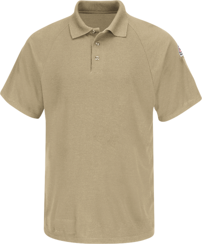 Men's Classic Lightweight FR Short Sleeve Polo