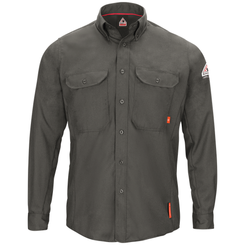 iQ Series®  Men's Lightweight Comfort Woven Shirt with Insect Shield