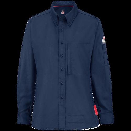 iQ Series Women's Midweight Comfort Woven Shirt