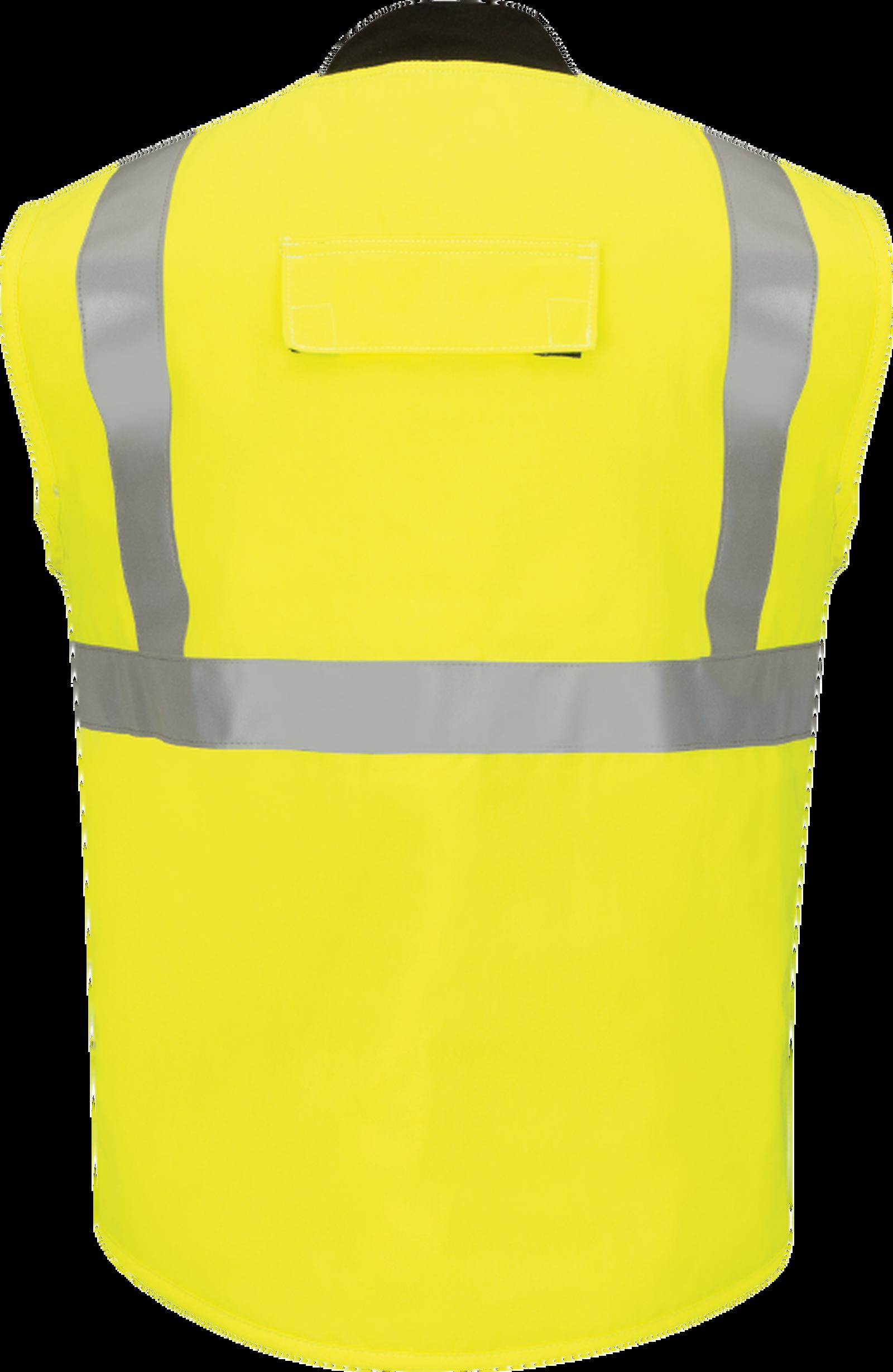 Men's FR Hi-Visibility Insulated Vest