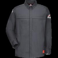 iQ Series Comfort Woven Concealed Pocket Men's Shirt