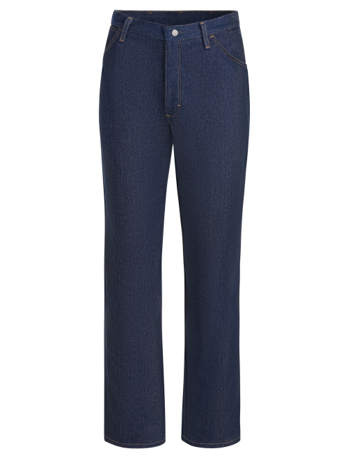 Relaxed Fit Denim Jean with Insect Shield