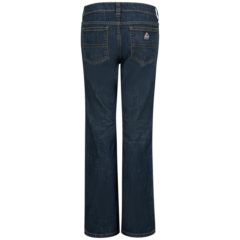 Women's Straight Fit Jean with Stretch